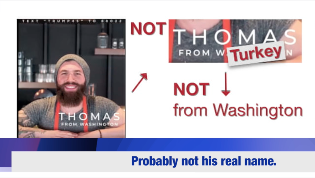 Classics: Trumps Fake 2020 Campaign Ads