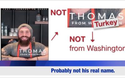 Classics: Trump's Fake 2020 Campaign Ads
