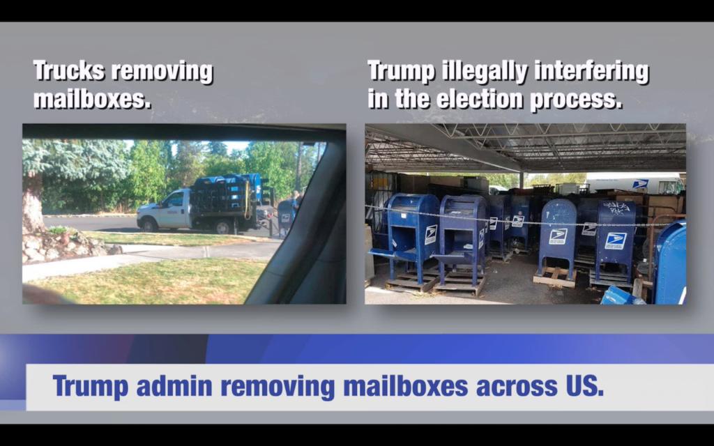 Trumps Election Fraud